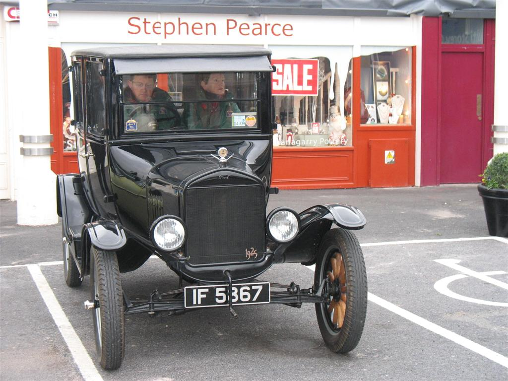 Munster Vintage Motor Cycle And Car Club